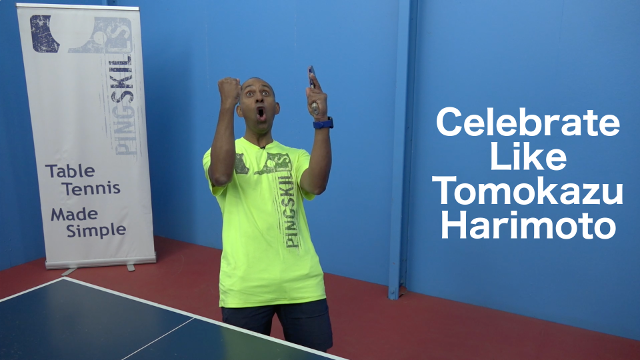 Celebrate Like Harimoto