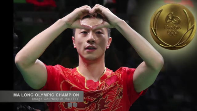 Ma Long's Dominance