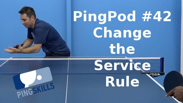 PingPod #42 - Change the Service Rule