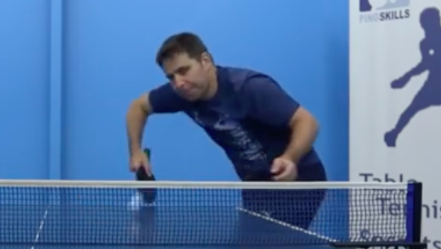 Reverse Pendulum Serve Preview