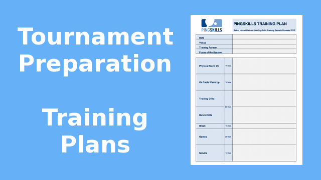 Weeks 45 to 52: Tournament Preparation Training Plans